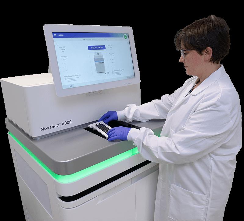 Laboratoire de médecine génomique SeqOIA